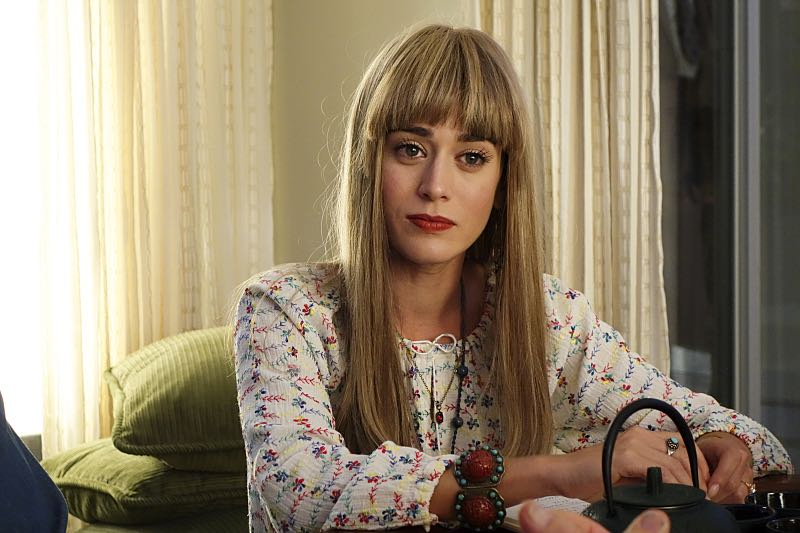Lizzy Caplan as Virginia Johnson in Masters of Sex (season 4, episode 8) - Photo: Warren Feldman/SHOWTIME - Photo ID: MastersofSex_408_1016