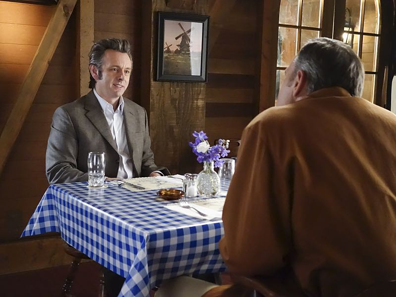 Michael Sheen as Dr. William Masters in Masters of Sex (season 4, episode 7) - Photo: Warren Feldman/SHOWTIME - Photo ID: MastersofSex_407_0596