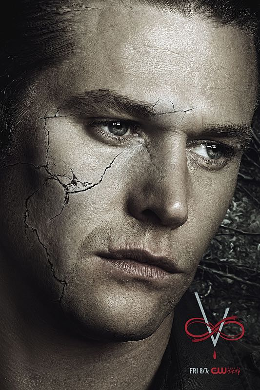 The Vampire Diaries -- Image Number: VAM_Singles_Zach.jpg -- Pictured: Zach Roerig as Matt -- Photo: Jordan Nuttall/The CW -- © 2016 The CW Network, LLC. All rights reserved.