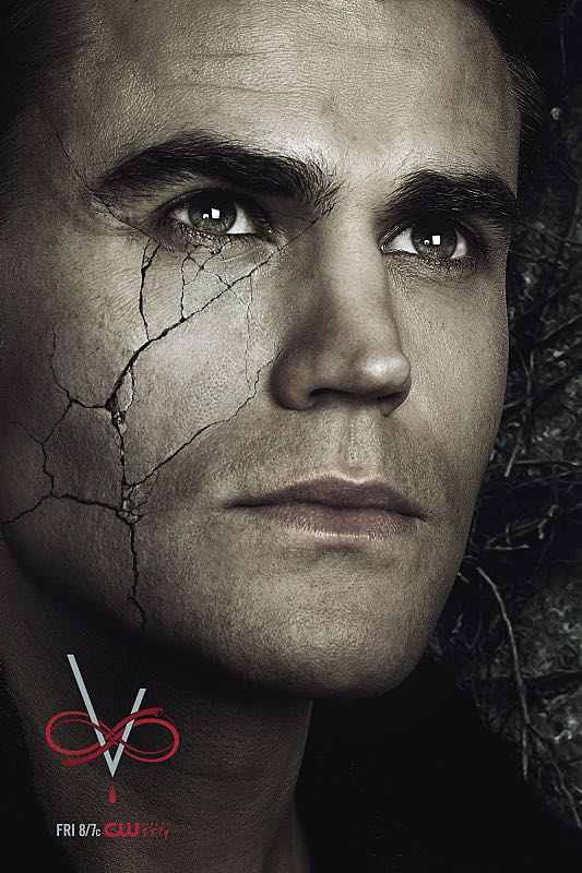 The Vampire Diaries -- Image Number: VAM_Singles_Stephan.jpg -- Pictured: Paul Wesley as Stefan -- Photo: Jordan Nuttall/The CW -- © 2016 The CW Network, LLC. All rights reserved.
