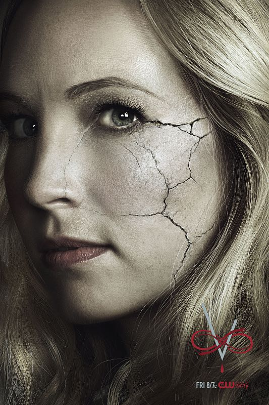 The Vampire Diaries -- Image Number: VAM_Singles_Caroline.jpg -- Pictured: Candice King as Caroline -- Photo: Jordan Nuttall/The CW -- © 2016 The CW Network, LLC. All rights reserved.