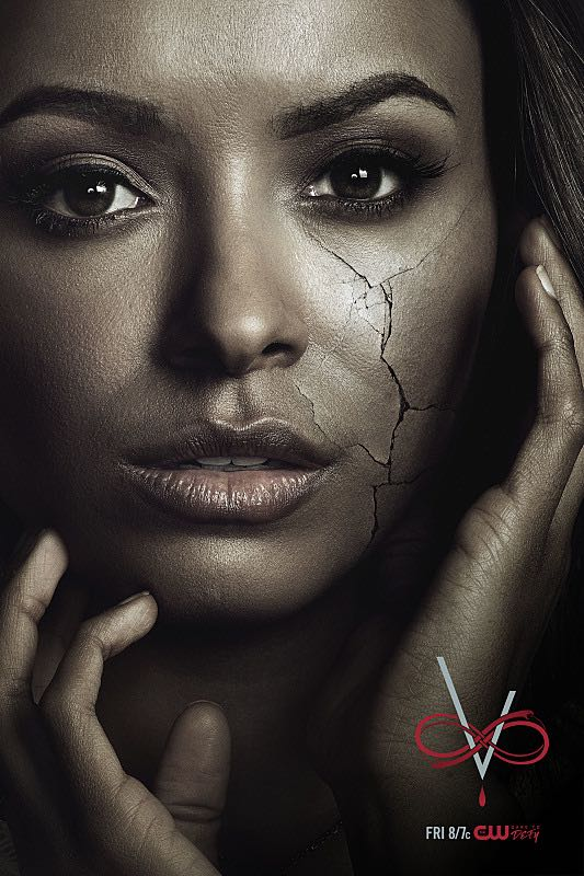 The Vampire Diaries -- Image Number: VAM_Singles_Bonnie.jpg -- Pictured: Kat Graham as Bonnie -- Photo: Jordan Nuttall/The CW -- © 2016 The CW Network, LLC. All rights reserved.