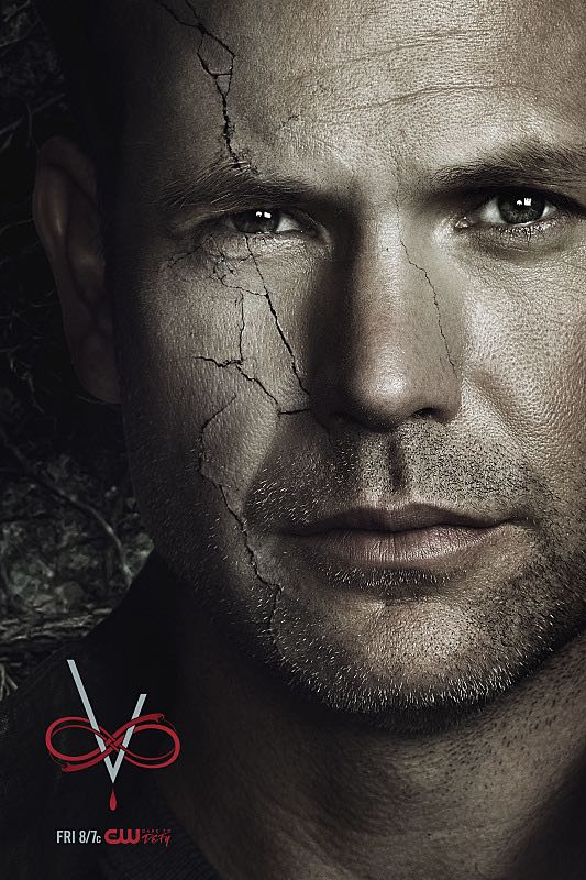 The Vampire Diaries -- Image Number: VAM_Singles_Alaric.jpg -- Pictured: Matt Davis as Alaric -- Photo: Jordan Nuttall/The CW -- © 2016 The CW Network, LLC. All rights reserved.