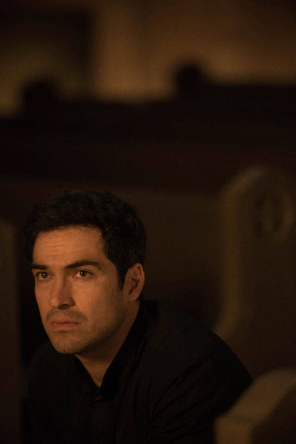 "THE EXORCIST: Alfonso Herrera in the ""Chapter Five: Through My Most Grievous Fault"" episode of THE EXORCIST airing Friday, Oct. 21 (9:01-10:00 PM ET/PT) on FOX. ©2016 Fox Broadcasting Co. Cr: Jean Whiteside/FOX"