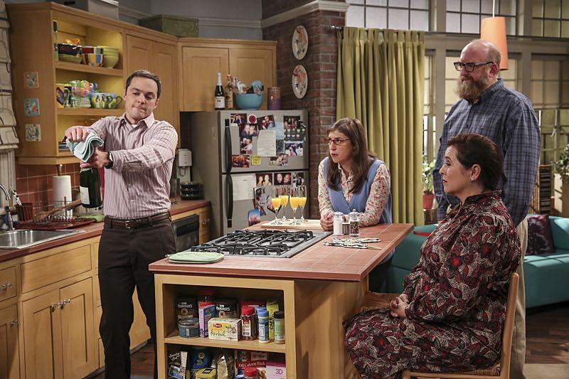 THE BIG BANG THEORY Season 10 Episode 6 Photos The Fetal
