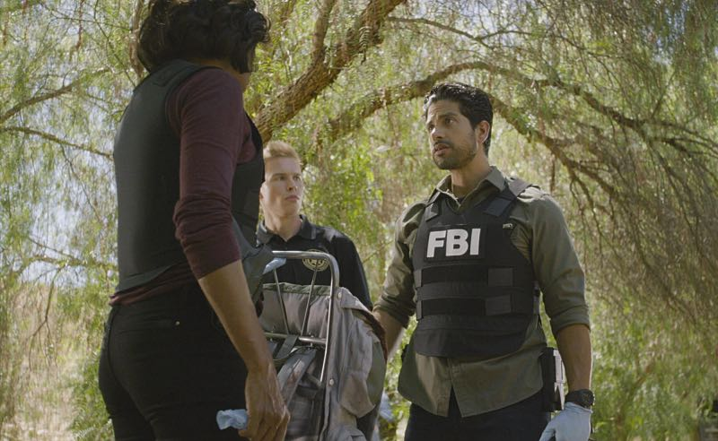 """Keeper"" -- The BAU team searches for a serial killer along the Appalachian Trail in rural Virginia, on CRIMINAL MINDS, Wednesday, Oct. 26 (9:00-10:00 PM, ET/PT), on the CBS Television Network. Pictured: Adam Rodriguez (Luke Alvez) Photo: CBS ©2016 CBS Broadcasting, Inc. All Rights Reserved"