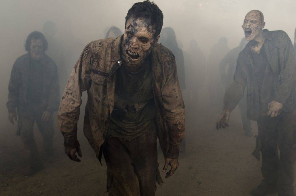 the walking dead an individual paper A cool new product for making individual leaves my the walking dead zombie you should then keep a piece of paper where you will record the.