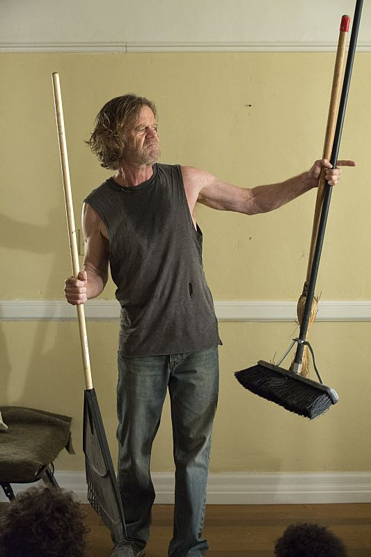 William H. Macy as Frank Gallagher in Shameless (Season 7, episode 4) - Photo: Cliff Lipson/SHOWTIME - Photo ID: shameless_704_2238