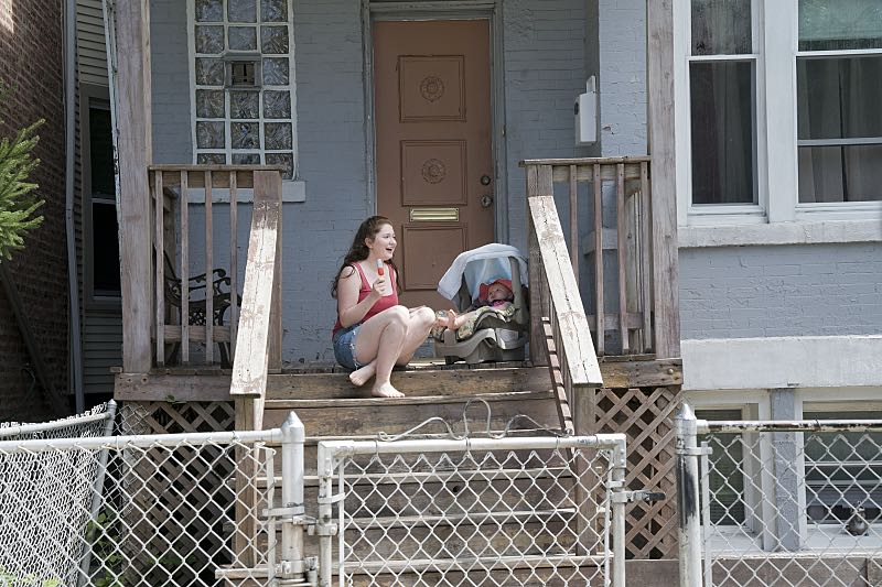Emma Kenney as Debbie Gallagher in Shameless (Season 7, episode 4) - Photo: Chuck Hodes/SHOWTIME - Photo ID: shameless_704_c2439