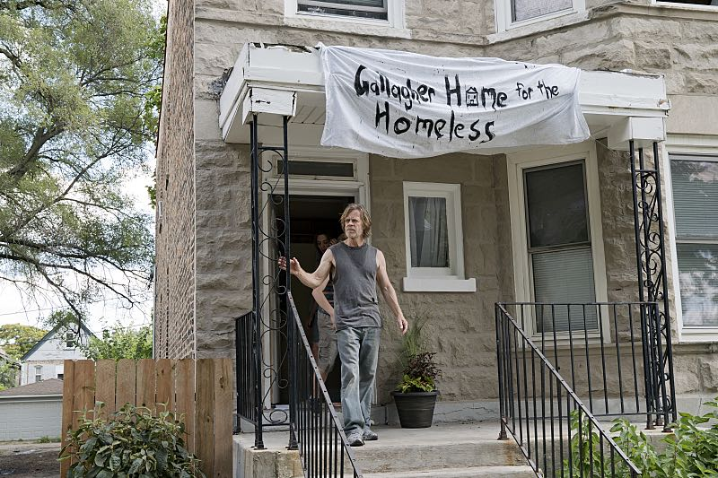 William H. Macy as Frank Gallagher in Shameless (Season 7, episode 4) - Photo: Chuck Hodes/SHOWTIME - Photo ID: shameless_704_c0796