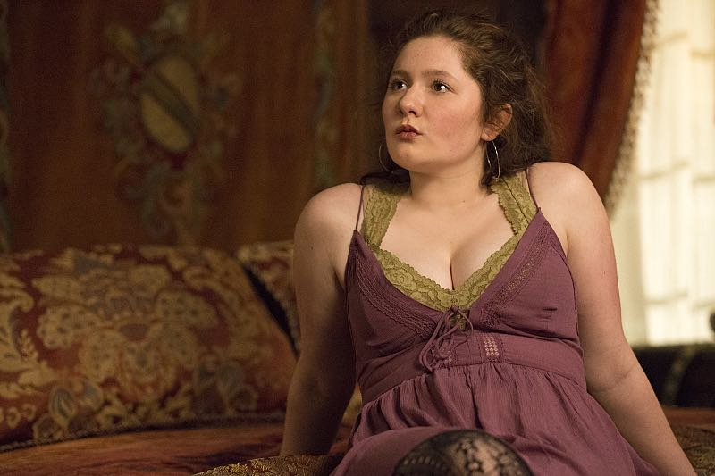 Emma Kenney as Debbie Gallagher in Shameless (Season 7, episode 4) - Photo: Paul Sarkis/SHOWTIME - Photo ID: shameless_704_2900