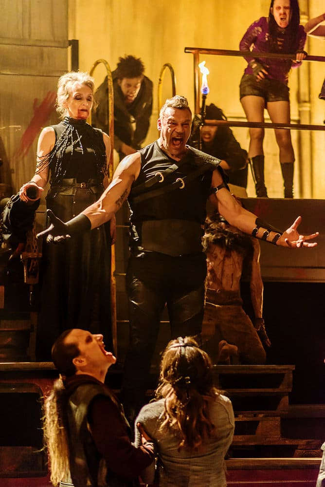 "VAN HELSING -- ""Fear Her"" Episode 105 -- Pictured: Aleks Paunovic as Julius -- (Photo by: Dan Power/Helsing S1 Productions/Syfy)"