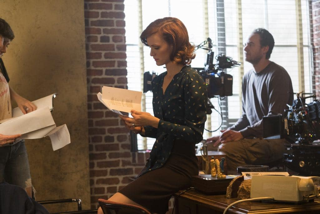 BTS, Kerry Bishe as Donna Clark - Halt and Catch Fire _ Season 3, Episode 5  - Photo Credit: Tina Rowden/AMC