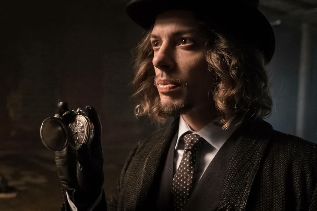 "GOTHAM: Benedict Samuel in the""Mad City: New Day Rising"" episode of GOTHAM airing Monday, Oct. 10 (8:00-9:01 PM ET/PT) on FOX. ©2016 Fox Broadcasting Co. Cr: Jessica Miglio/FOX."
