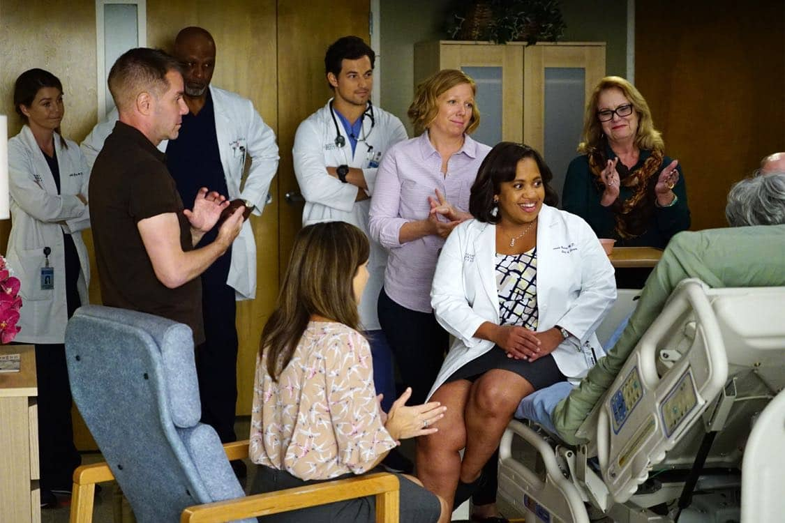 GREY\'S ANATOMY Season 13 Episode 5 Photos Both Sides Now | Page 3 of ...