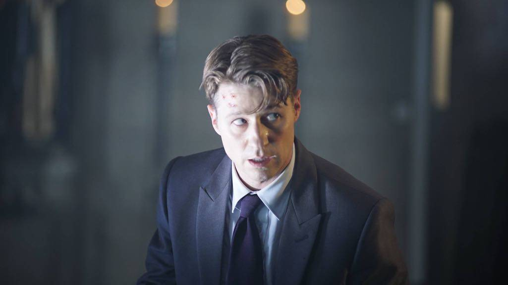 "GOTHAM: Ben McKenzie in the ""Mad City: Beware the Green-Eyed Monster"" episode of GOTHAM airing Monday, Nov. 28 (8:00-9:01 PM ET/PT) on FOX. Cr: Jeff Neumann/FOX."