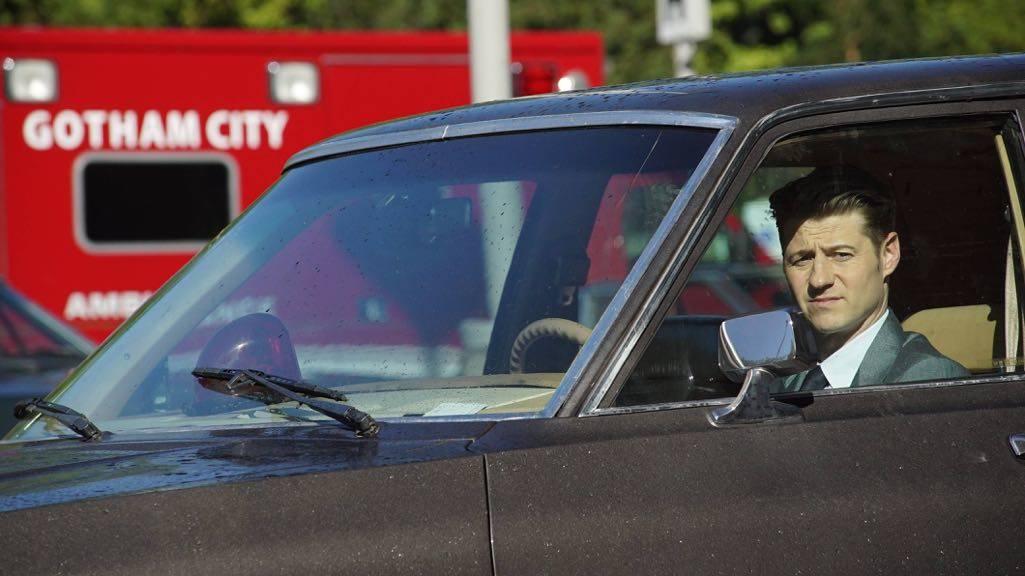 "GOTHAM: Ben McKenzie in the ""Mad City: Time Bomb"" episode of GOTHAM airing Monday, Nov. 21 (8:00-9:01 PM ET/PT) on FOX. Cr: FOX."