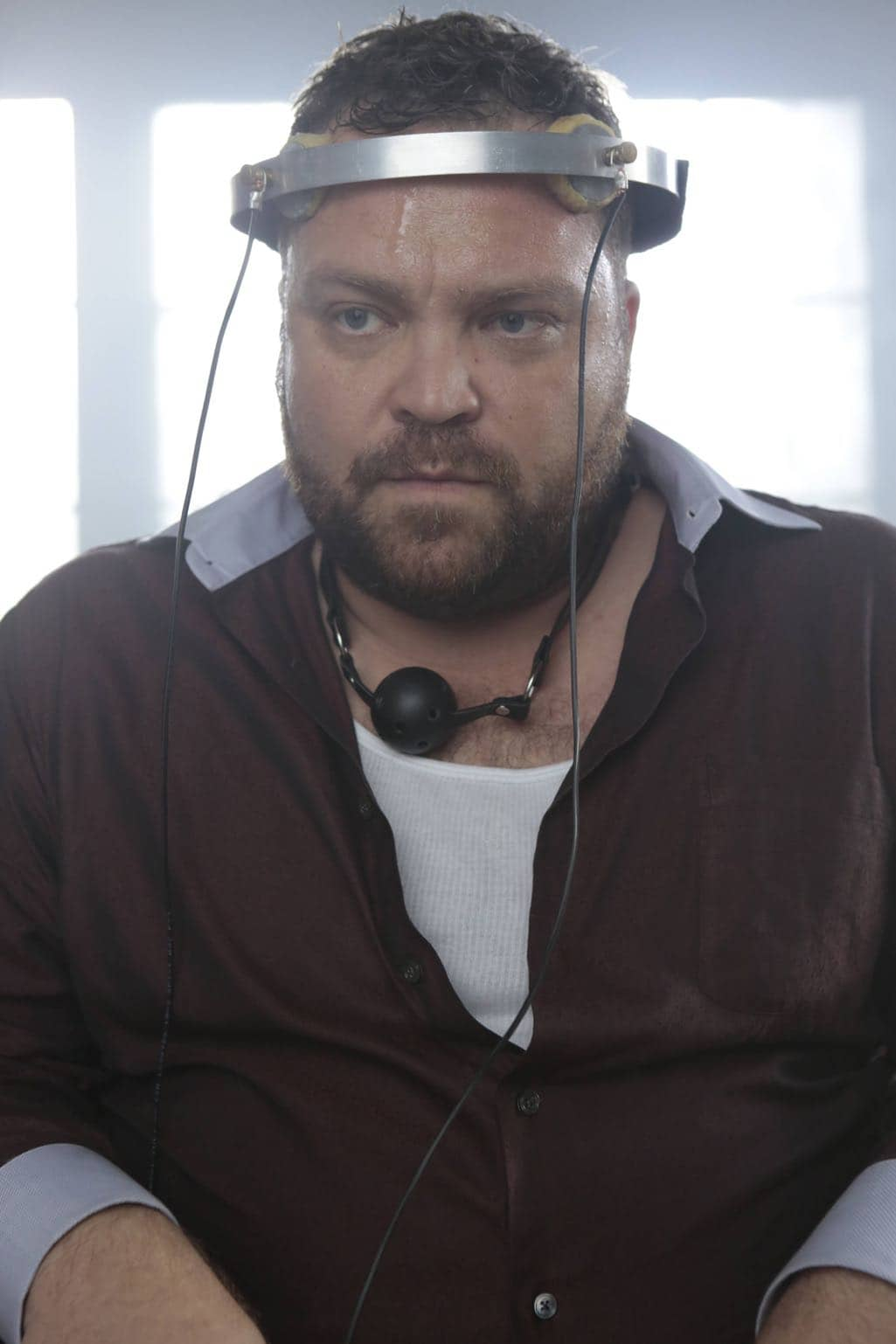 "GOTHAM: Drew Powell in the ""Mad City: Time Bomb"" episode of GOTHAM airing Monday, Nov. 21 (8:00-9:01 PM ET/PT) on FOX. Cr: FOX."