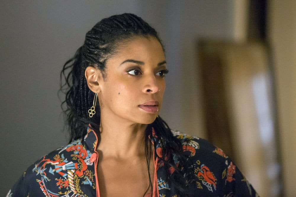 "THIS IS US -- ""The Best Washing Machine in the Whole World "" Episode 107 -- Pictured: Susan Kelechi Watson as Beth -- (Photo by: Ron Batzdorff/NBC)"