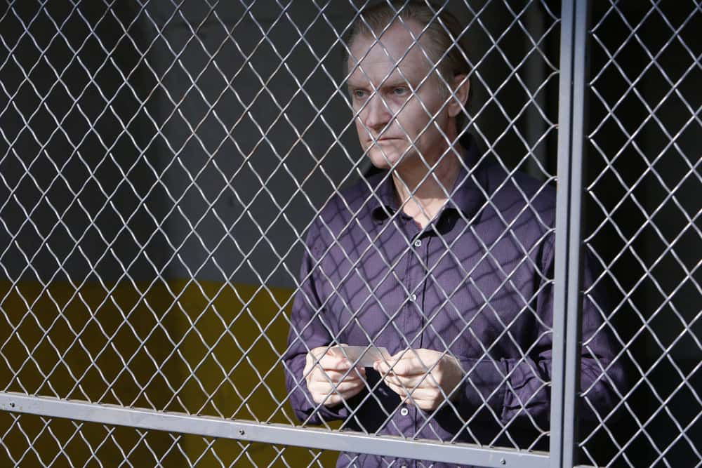 "THE BLACKLIST -- ""Dr. Adrian Shaw (#98): Conclusion"" Episode 408 -- Pictured: Ulrich Thomsen as Alexander Kirk -- (Photo by: Will Hart/NBC)"