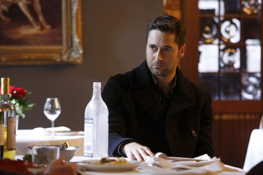 "THE BLACKLIST -- ""Natalie Luca #184"" Episode 412 -- Pictured: Ryan Eggold as Tom Keen -- (Photo by: Will Hart/NBC)"