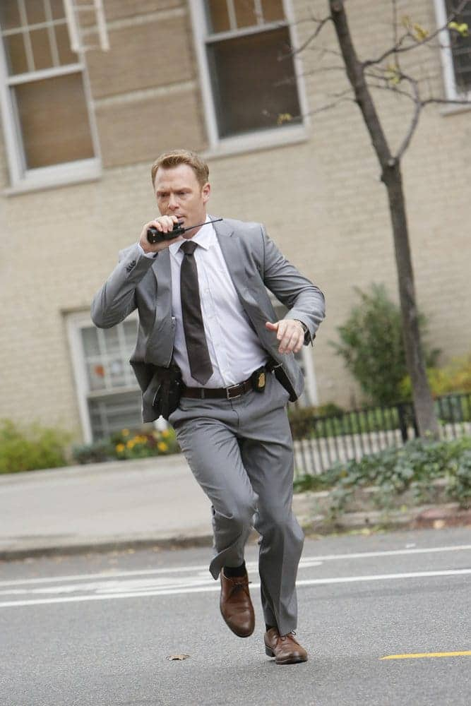 "THE BLACKLIST -- ""The Forecaster: #163"" Episode 410 -- Pictured: Diego Klattenhoff as Donald Ressler -- (Photo by: Will Hart/NBC)"