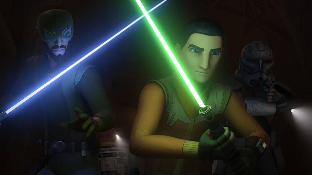 Star Wars Rebels season 4 trailer reveals Emperor Palpatine
