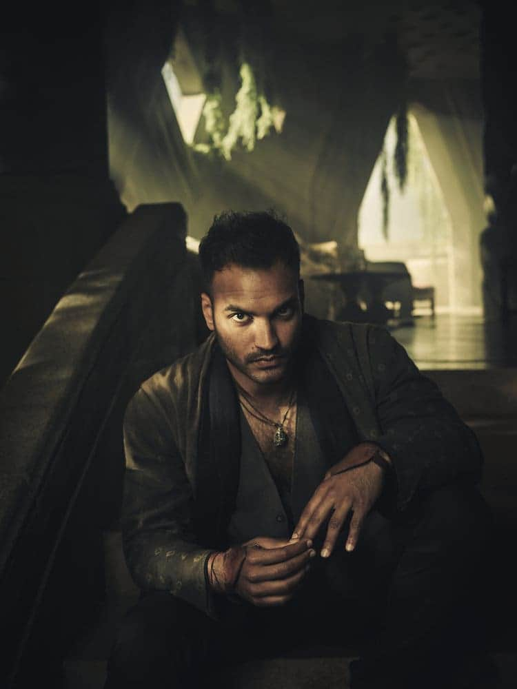 THE MAGICIANS -- Season:2 -- Pictured: Arjun Gupta as Penny -- (Photo by: Jason Bell/Syfy)