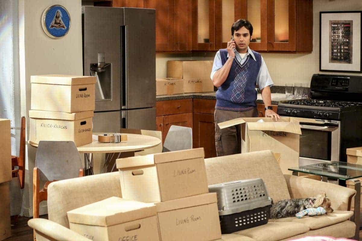 Big Bang Theory Episode Escape Room
