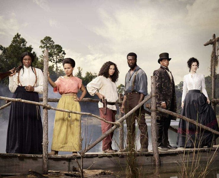 Underground Season 2 Cast Photo