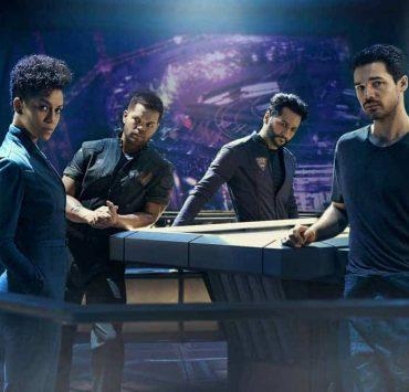 The Expanse - Season 2 Cast Photo