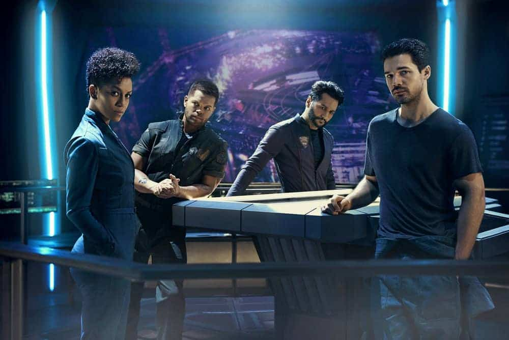 The Expanse - Season 2 Cast Photo