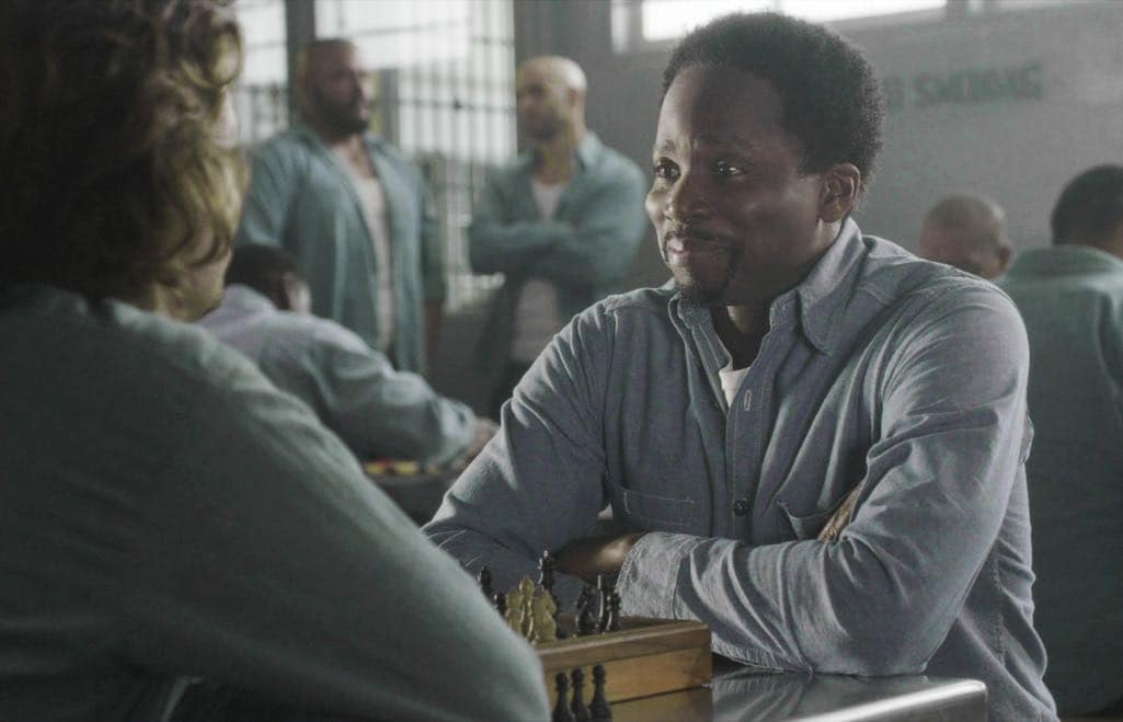 Harold Perrineau (Calvin Shaw) Criminal Minds