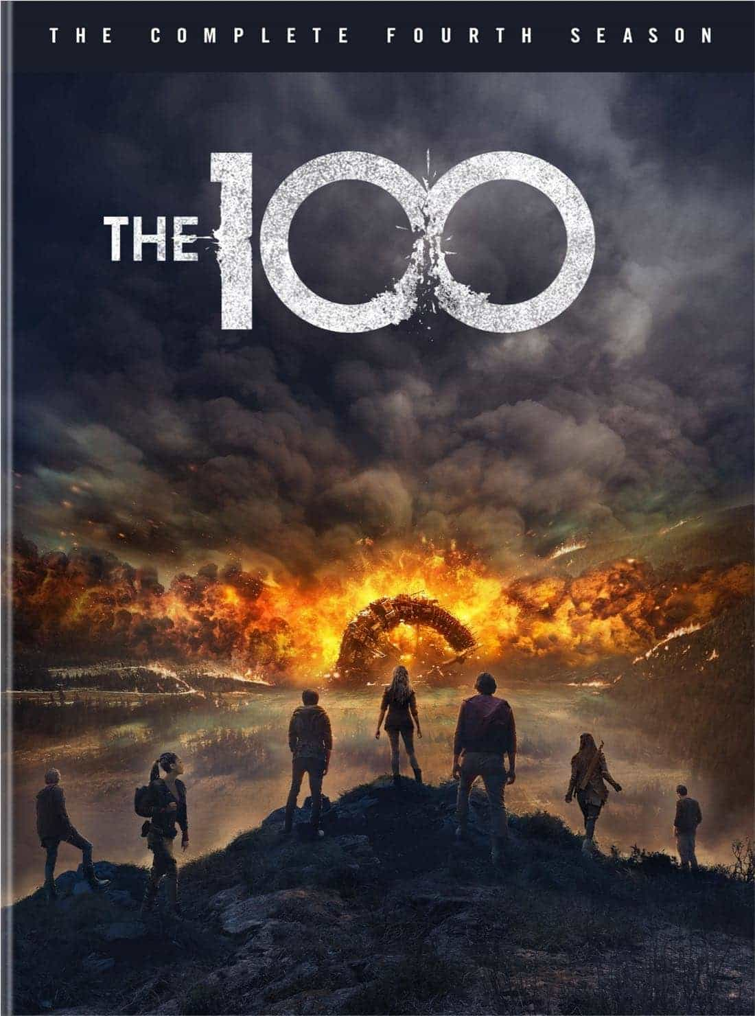 The-100-Season-4-DVD