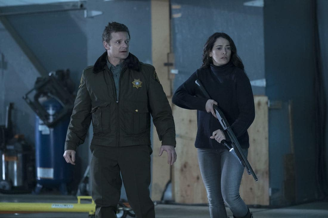 The Crossing ABC STEVE ZAHN, NATALIE MARTINEZ