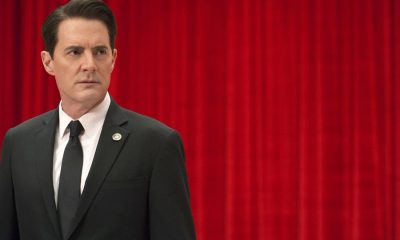 Kyle MacLachlan Twin Peaks 2017 Red Room