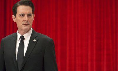 Kyle MacLachlan Twin Peaks 2017 Red Room