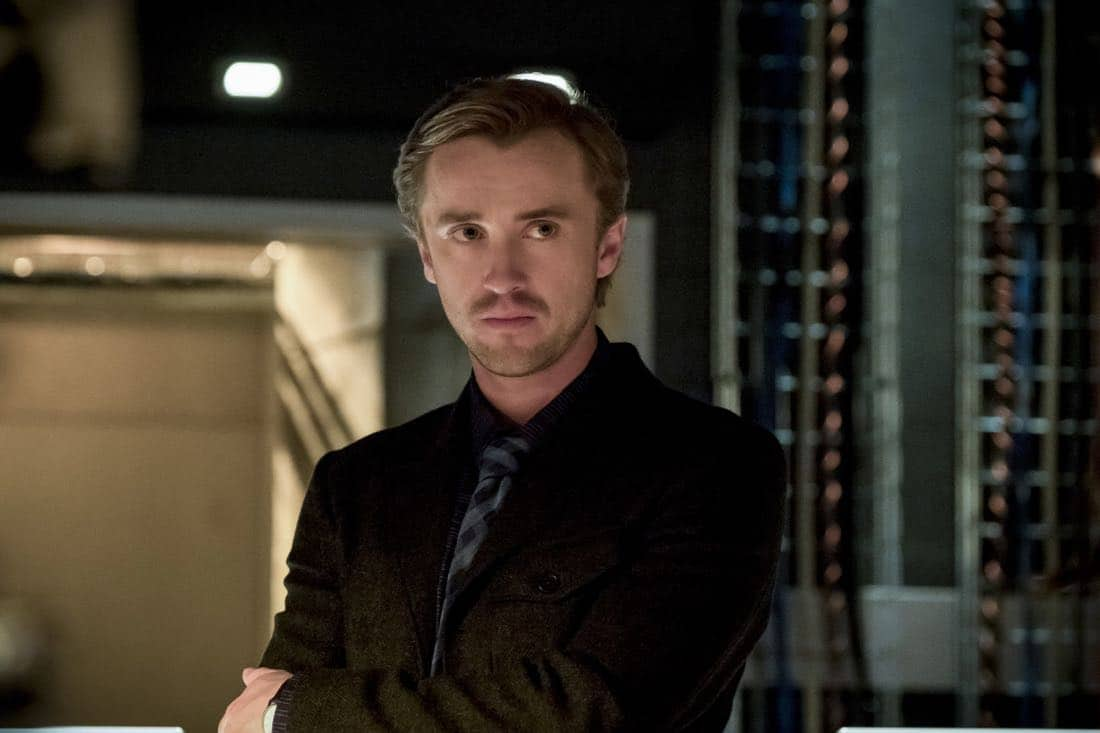 Tom Felton as Julian Albert The Flash