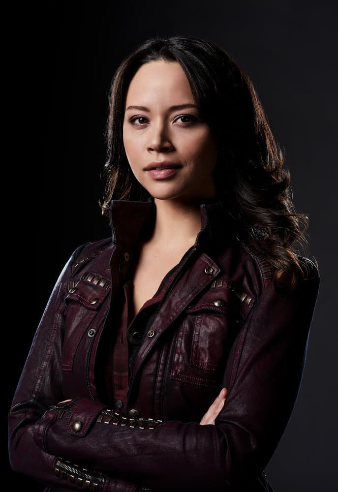 DARK MATTER -- Season:3 -- Pictured: Melissa O'Neil as Two
