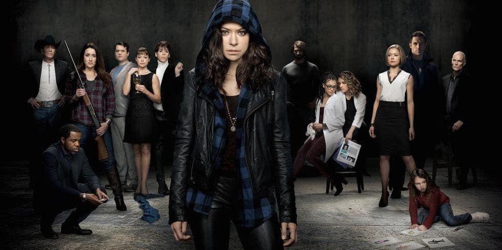 Orphan Black Clothing