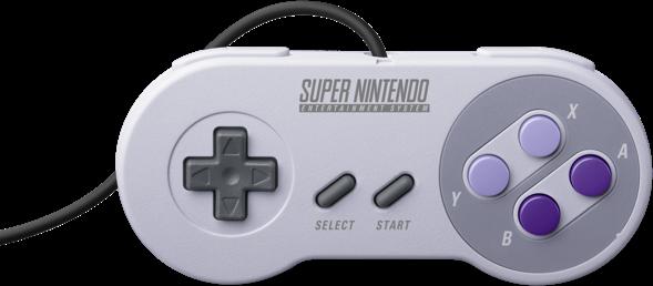 Super Nintendo Entertainment System: Super NES Classic Edition Controller