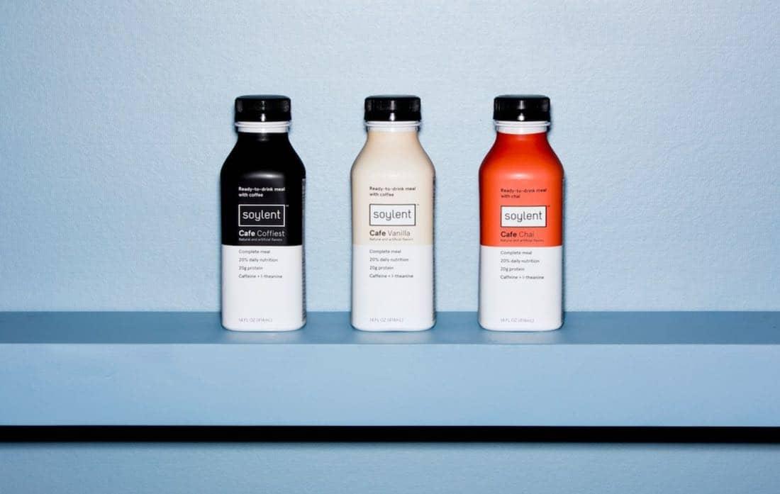 New Soylent Flavors