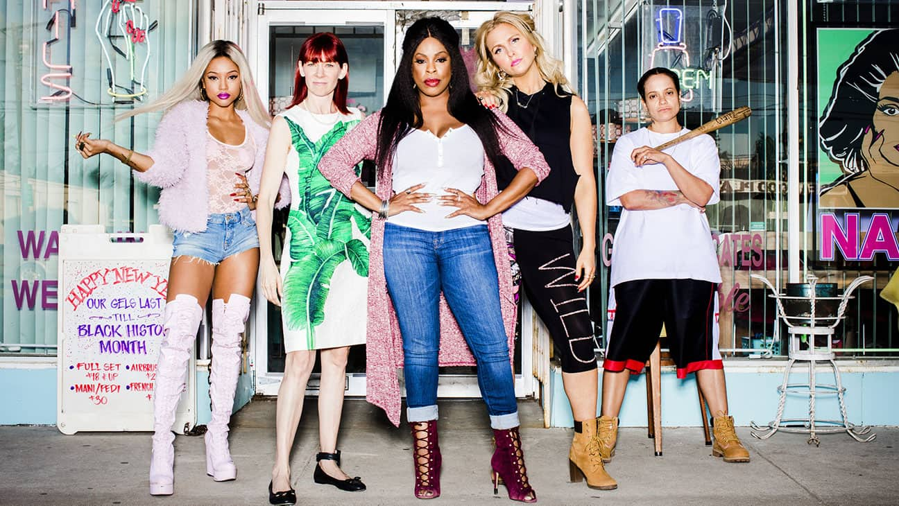 CLAWS Cast TNT