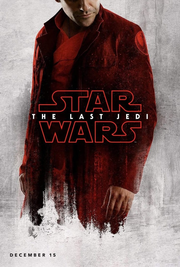 STAR-WARS-THE-LAST-JEDI-Character-Poster-Poe-Dameron-Oscar-Isaac
