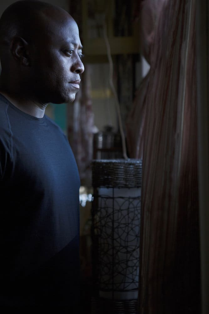 """SHOOTER -- """"The Hunting Party"""" Episode 201 -- Pictured: Omar Epps as Isaac Johnson"""