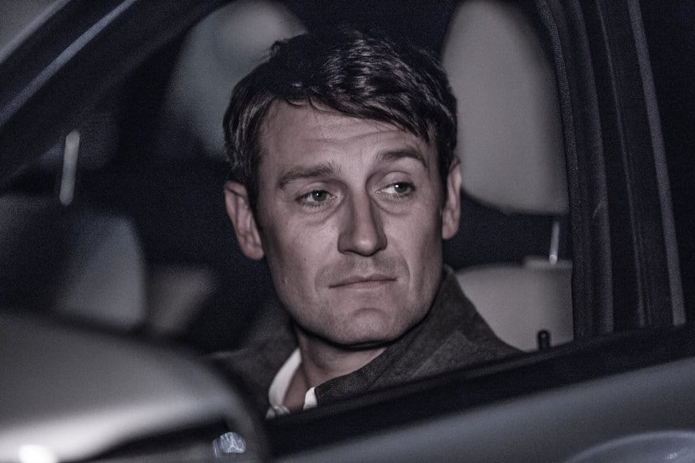 """SHOOTER -- """"The Hunting Party"""" Episode 201 -- Pictured: Josh Stewart as Solotov"""