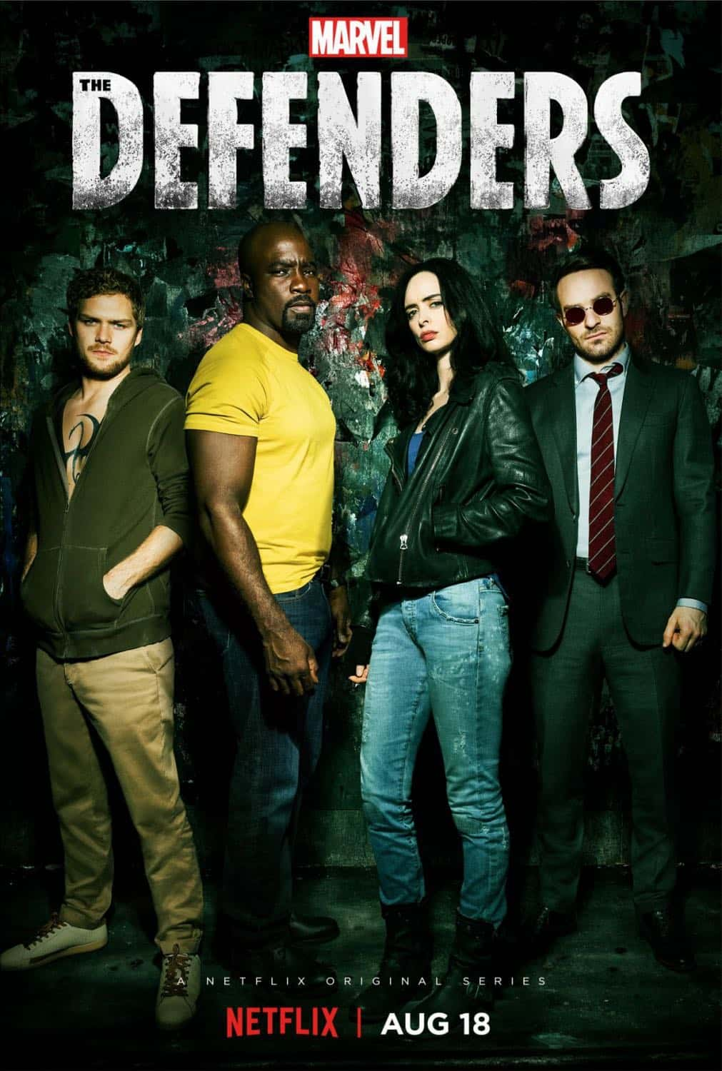 The-Defenders-Marvel-Poster
