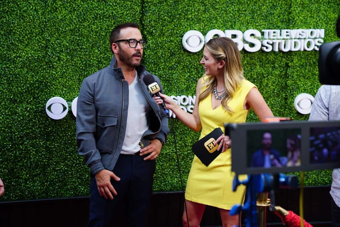Jeremy Piven from WISDOM OF THE CROWD at the CBS Summer Soirée, held on August 1, 2017 in Los Angeles, CA. Photo: Sonja Flemming/CBS ©2017 Broadcasting Inc. All Rights Reserved