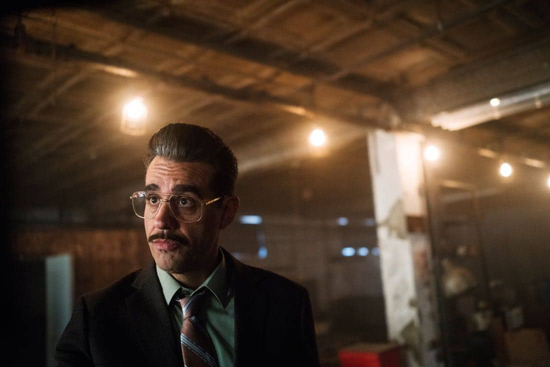 FIRST-LOOK PHOTO / Bobby Cannavale in USA Network's 'Mr. Robot'