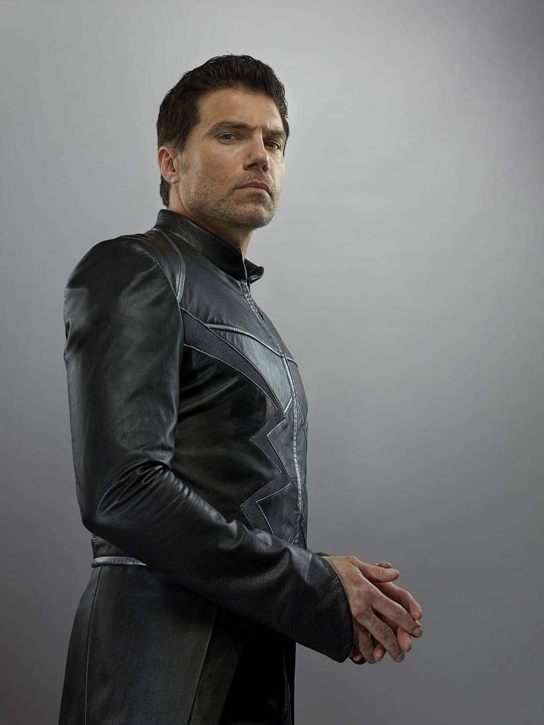 "MARVEL'S INHUMANS - ""Marvel's Inhumans"" stars Anson Mount as Black Bolt. (ABC/Michael Muller)"
